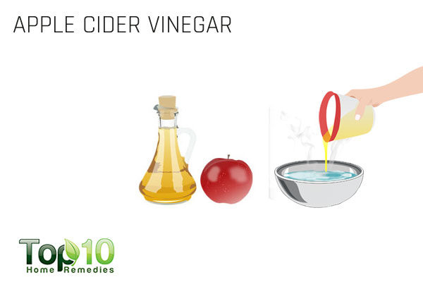 apple cider vinegar for folliculitis
