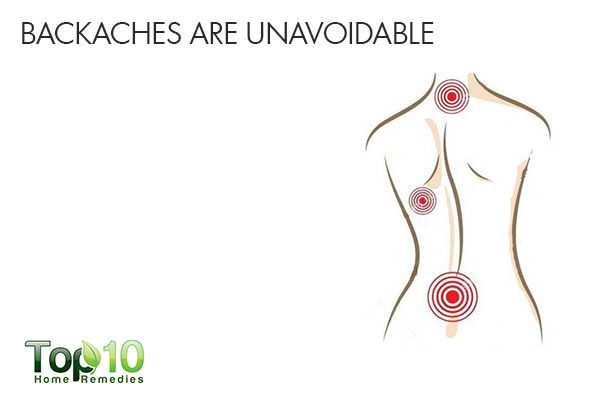 backaches are unavoidable during pregnancy myth